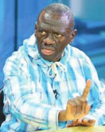 MOT BER: Kizza Besigye