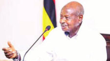 President Museveni elaci akiro