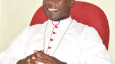 Rt. Rev. Dr. Joseph Eciru Oliac