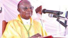 Archbishop Emeritus James Odongo