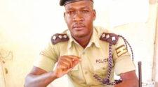David Ongom Mudong, eaban loka polis ko Kide
