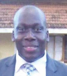 John Stephen Ekoom RDC loko Katakwi