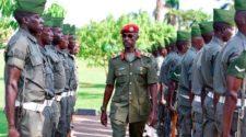 Maj Gen Don Nabasa lo akodakin epelu ecie
