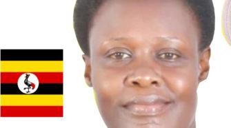 Jesicca Rose Alupo Epel, atupiton Epresident loko Uganda